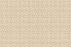 073576 cikkszámú tapéta.Geometriai mintás,barna,bézs-drapp,vlies  tapéta