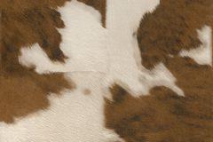 473902 cikkszámú tapéta.Absztrakt,bőr hatású,különleges felületű,természeti mintás,barna,bézs-drapp,fehér,lemosható,vlies tapéta