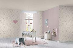 573534 cikkszámú tapéta.Egyszínű,textil hatású,lila,szürke,lemosható,illesztés mentes,vlies tapéta