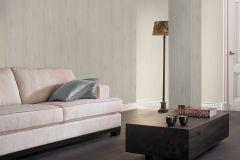 574517 cikkszámú tapéta.Fa hatású-fa mintás,természeti mintás,textil hatású,bézs-drapp,fehér,szürke,lemosható,illesztés mentes,vlies tapéta