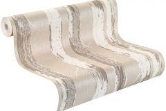 574524 cikkszámú tapéta.Fa hatású-fa mintás,természeti mintás,textil hatású,bézs-drapp,fehér,szürke,lemosható,illesztés mentes,vlies tapéta