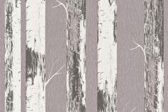 574562 cikkszámú tapéta.Fa hatású-fa mintás,természeti mintás,textil hatású,fehér,fekete,lila,szürke,lemosható,illesztés mentes,vlies tapéta