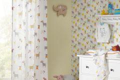 246131 cikkszámú tapéta.Pöttyös,bézs-drapp,fehér,gyengén mosható,papír tapéta