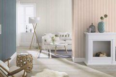 467024 cikkszámú tapéta.Csíkos,textil hatású,fehér,szürke,lemosható,illesztés mentes,vlies tapéta