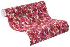 476002 cikkszámú tapéta.Természeti mintás,virágmintás,fehér,pink-rózsaszín,piros-bordó,sárga,lemosható,vlies tapéta