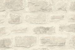 860603 cikkszámú tapéta.Kőhatású-kőmintás,szürke,lemosható,vlies tapéta