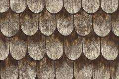 860702 cikkszámú tapéta.3d hatású,különleges felületű,különleges motívumos,barna,bézs-drapp,szürke,lemosható,vlies tapéta