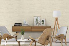 522150 cikkszámú tapéta.Feliratos-számos,különleges felületű,textilmintás,bézs-drapp,szürke,lemosható,vlies tapéta