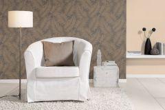 527261 cikkszámú tapéta.Egyszínű,különleges felületű,textilmintás,barna,lemosható,illesztés mentes,vlies tapéta