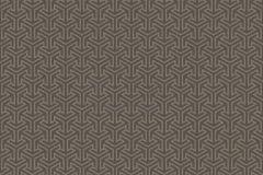 531916 cikkszámú tapéta.Absztrakt,különleges felületű,textilmintás,barna,lemosható,vlies tapéta