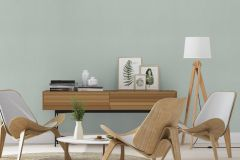 800333 cikkszámú tapéta.Egyszínű,különleges felületű,türkiz,lemosható,illesztés mentes,vlies tapéta
