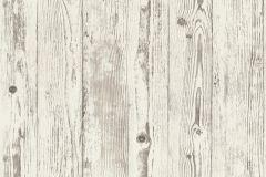 427301 cikkszámú tapéta.Fa hatású-fa mintás,barna,fehér,lemosható,illesztés mentes,vlies tapéta