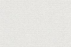 800678 cikkszámú tapéta.Egyszínű,textilmintás,ezüst,szürke,lemosható,illesztés mentes,vlies tapéta