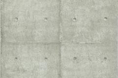 12-PLAZA cikkszámú tapéta.Kőhatású-kőmintás,szürke,lemosható,papír tapéta