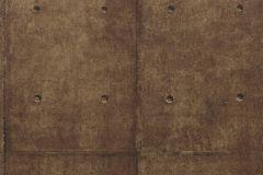 15-NUT cikkszámú tapéta.Kőhatású-kőmintás,barna,bronz,lemosható,papír tapéta