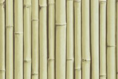 23-RATTAN cikkszámú tapéta.Természeti mintás,barna,bézs-drapp,lemosható,papír tapéta