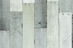 30-PEWTER cikkszámú tapéta.Fa hatású-fa mintás,fehér,szürke,lemosható,papír tapéta