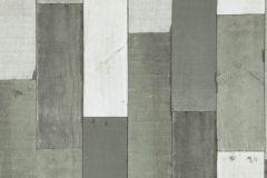 31-CHARCOAL cikkszámú tapéta.Fa hatású-fa mintás,fehér,szürke,lemosható,papír tapéta