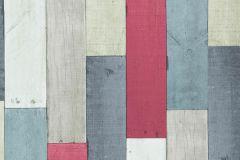34-BEACH cikkszámú tapéta.Fa hatású-fa mintás,fehér,pink-rózsaszín,szürke,lemosható,papír tapéta