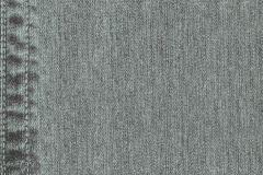 42-CHARCOAL cikkszámú tapéta.Különleges motívumos,textilmintás,fekete,szürke,lemosható,papír tapéta
