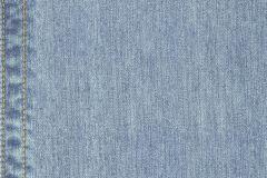 44-INDIGO cikkszámú tapéta.Különleges motívumos,textilmintás,barna,bézs-drapp,kék,lemosható,papír tapéta