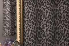 14-PLAZA cikkszámú tapéta.állatok,természeti mintás,bézs-drapp,fehér,fekete,gyengén mosható,papír tapéta