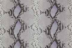 27-IRIS cikkszámú tapéta.állatok,bőr hatású,természeti mintás,fehér,fekete,lila,szürke,gyengén mosható,papír tapéta