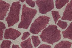 34-BOUDOIR cikkszámú tapéta.állatok,természeti mintás,bézs-drapp,pink-rózsaszín,piros-bordó,gyengén mosható,papír tapéta