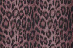 35-AMOR cikkszámú tapéta.állatok,természeti mintás,fekete,pink-rózsaszín,szürke,gyengén mosható,papír tapéta