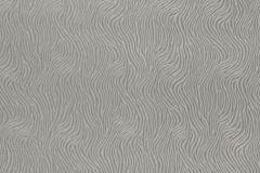 02-SILVER cikkszámú tapéta.3d hatású,absztrakt,különleges motívumos,szürke,gyengén mosható,papír tapéta