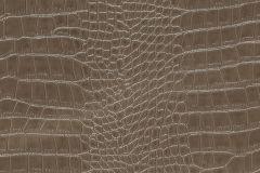 75-BRINDLE cikkszámú tapéta.állatok,bőr hatású,egyszínű,barna,gyengén mosható,papír tapéta