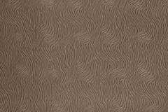77-BISCUIT cikkszámú tapéta.Bőr hatású,különleges motívumos,barna,gyengén mosható,papír tapéta