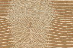 89-GOLD cikkszámú tapéta.Barokk-klasszikus,bőr hatású,arany,barna,bézs-drapp,bronz,gyengén mosható,papír tapéta