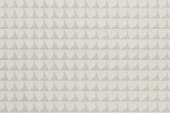 06-STERLING (AJANTA) cikkszámú tapéta.3d hatású,absztrakt,geometriai mintás,különleges felületű,ezüst,szürke,vajszín,lemosható,vlies tapéta
