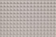16-CHINCHILLA (AJANTA) cikkszámú tapéta.3d hatású,absztrakt,geometriai mintás,különleges felületű,fehér,lila,szürke,lemosható,vlies tapéta