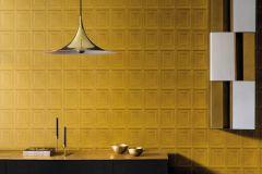 40-BRASS (ELLORA) cikkszámú tapéta.Absztrakt,geometriai mintás,különleges felületű,különleges motívumos,arany,barna,lemosható,vlies tapéta