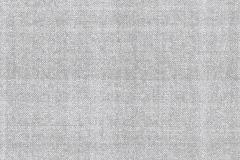 07-FEATHER cikkszámú tapéta.Egyszínű,textilmintás,fehér,szürke,lemosható,papír tapéta