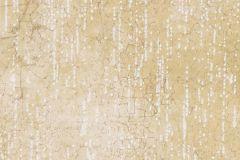 39-PUTTY cikkszámú tapéta.Kőhatású-kőmintás,különleges motívumos,arany,barna,bézs-drapp,fehér,gyengén mosható,papír tapéta