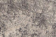 68-CHINCHILLA cikkszámú tapéta.állatok,bőr hatású,kőhatású-kőmintás,fekete,szürke,lemosható,papír tapéta