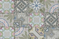 526301 cikkszámú tapéta.Kőhatású-kőmintás,kék,pink-rózsaszín,piros-bordó,sárga,szürke,türkiz,zöld,lemosható,vlies tapéta