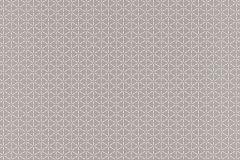 518214 cikkszámú tapéta.Geometriai mintás,fehér,szürke,lemosható,vlies tapéta