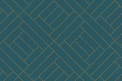 404135 cikkszámú tapéta.Absztrakt,különleges felületű,arany,türkiz,lemosható,vlies tapéta