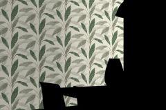 407525 cikkszámú tapéta.Különleges felületű,természeti mintás,vajszín,zöld,lemosható,vlies tapéta