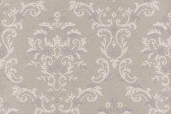 501650 cikkszámú tapéta.Barokk-klasszikus,metál-fényes,fehér,szürke,lemosható,vlies tapéta