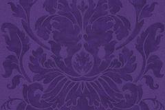 546460 cikkszámú tapéta.Barokk-klasszikus,lila,lemosható,vlies tapéta