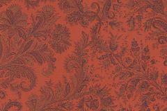 533668 cikkszámú tapéta.Barokk-klasszikus,különleges felületű,különleges motívumos,piros-bordó,szürke,lemosható,vlies tapéta