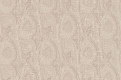 513929 cikkszámú tapéta.Különleges felületű,különleges motívumos,rajzolt,textilmintás,virágmintás,barna,bézs-drapp,zebra,lemosható,Vlies tapéta