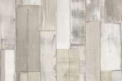 446715 cikkszámú tapéta.Fa hatású-fa mintás,bézs-drapp,szürke,lemosható,vlies tapéta