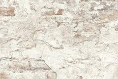 939316 cikkszámú tapéta.Kőhatású-kőmintás,különleges motívumos,bézs-drapp,szürke,lemosható,vlies tapéta