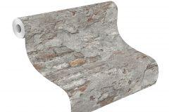 939330 cikkszámú tapéta.Kőhatású-kőmintás,különleges motívumos,barna,türkiz,lemosható,vlies tapéta